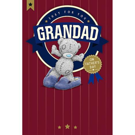 Grandad Me To You Bear Father Day Card  £2.49