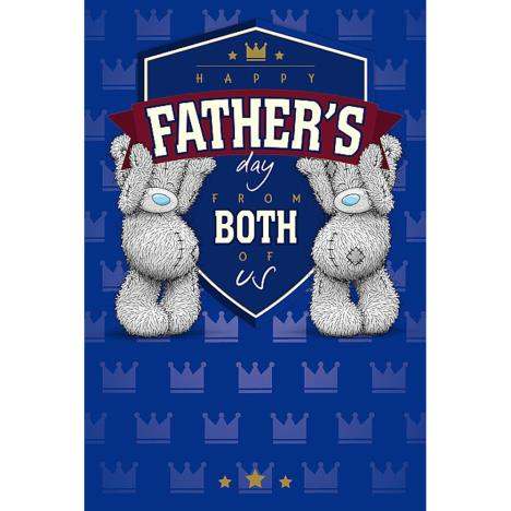 From Both Of Us Me To You Bear Father Day Card  £2.49