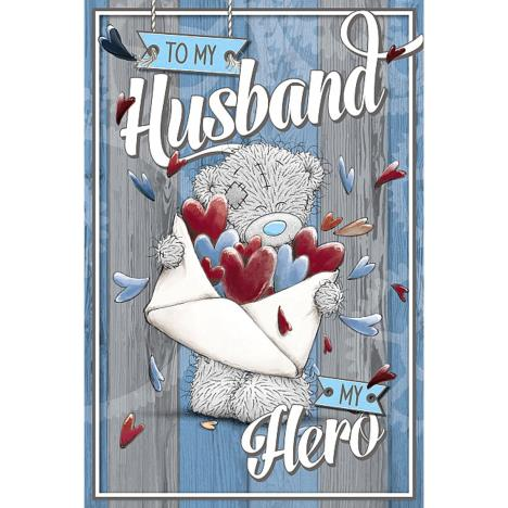 Hero Husband Me to You Bear Fathers Day Card  £2.49