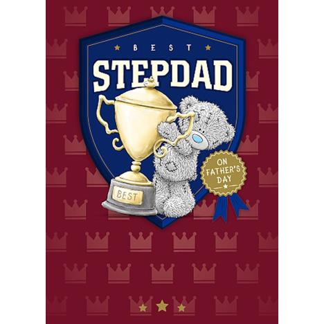 Stepdad Me To You Bear Fathers Day Card  £1.79