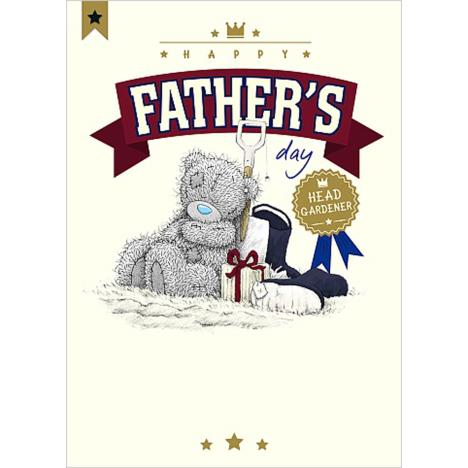 Head Gardener Me To You Bear Fathers Day Card  £1.79