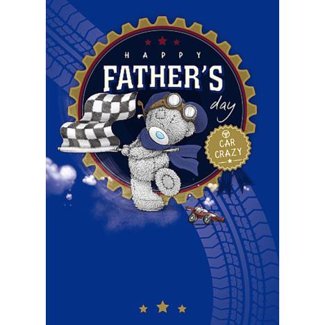Car Crazy Me To You Fathers Day Card  £1.79