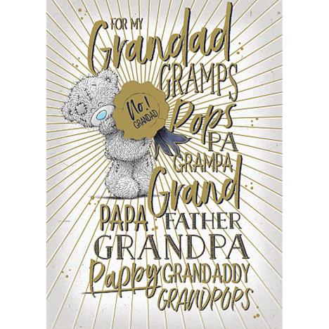 Male Grandparent Me to You Bear Father