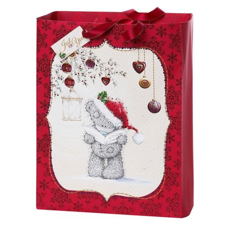 Extra Large Me to You Bear Christmas Gift Bag   £4.00