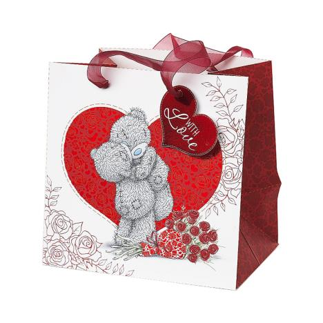 Medium With Love Me to You Bear Gift Bag  £2.50