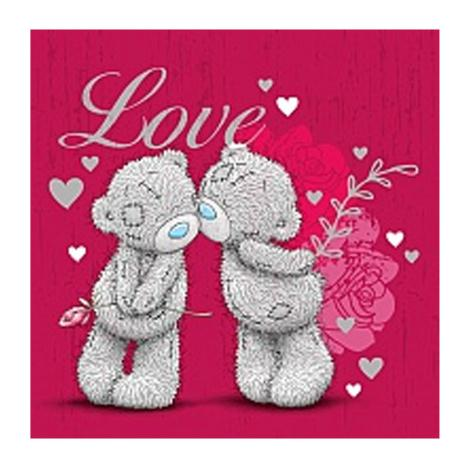 Love Me to You Bear Gift Tag  £0.40