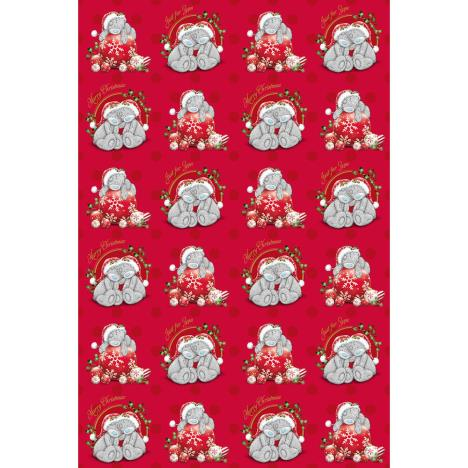 4m Me to You Bear Christmas Roll Wrap  £3.00