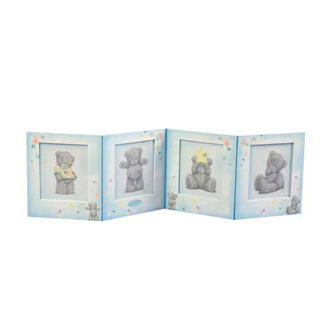 Me to You Bear Photo Frame in Wallet (Blue)   £5.99