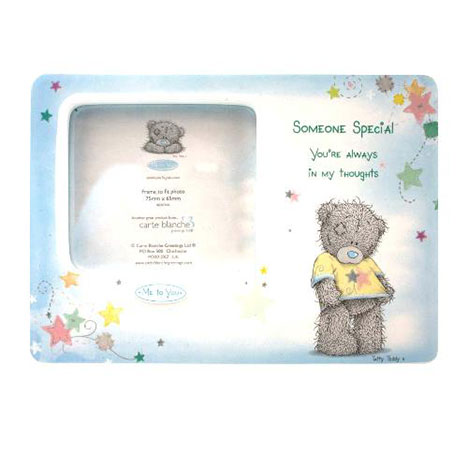 Me to You Bear Someone Special Frame   £7.99