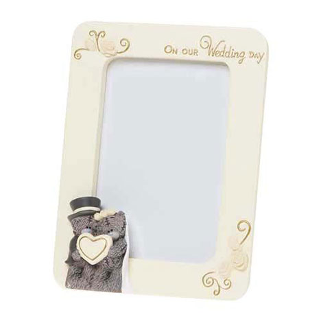 Me to You Bear Wedding Frame   £14.99