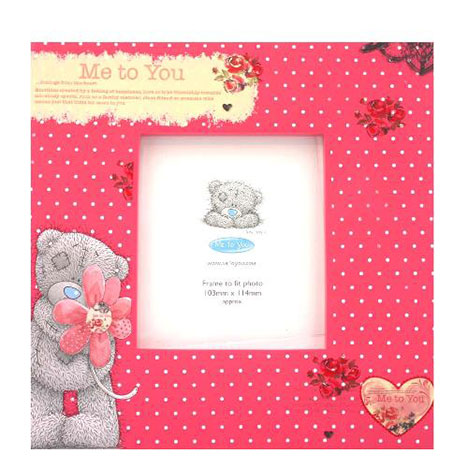 Me to You Bear Love Frame  £10.99