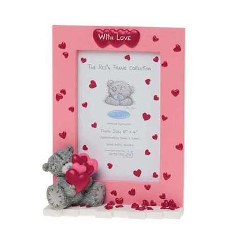 Heartfelt Love Large Me to You Bear Frame  £25.00