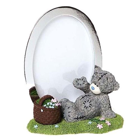 Me to You Bear Single Photo Frame and Tatty Teddy Figure  £20.00