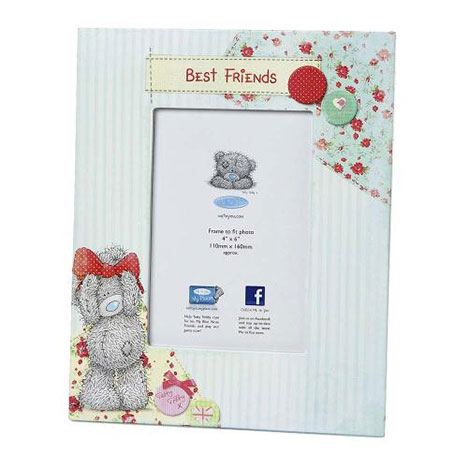 Best Friends Me to You Bear Photo Frame  £9.99