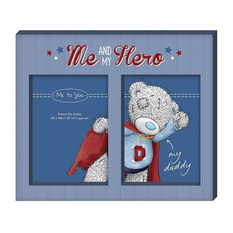 Me and My Hero Me to You Bear Photo Frame   £8.99