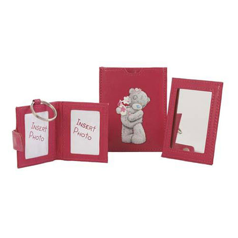 Me to You Bear Photo Keyring and Mirror Gift Set  £9.99