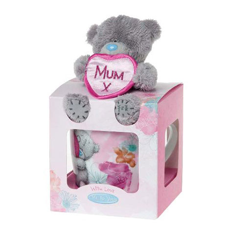 Mum Mug and Plush Me to You Bear Gift Set   £12.49