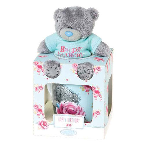 Happy Birthday Mug And Plush Me to You Bear Gift Set  £14.00