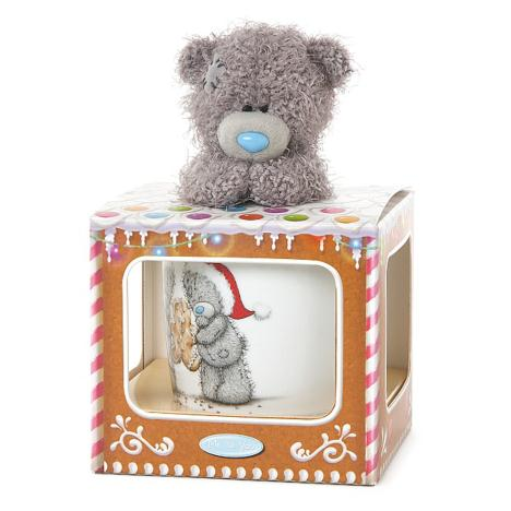 Me to You Bear Christmas Mug and Plush Gift Set  £12.00