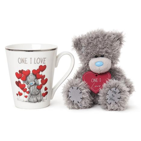 One I Love Me to You Bear Mug & Plush Gift Set   £17.00