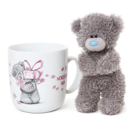 Wonderful Mum Me to You Bear Mug And Plush Gift Set  £10.99