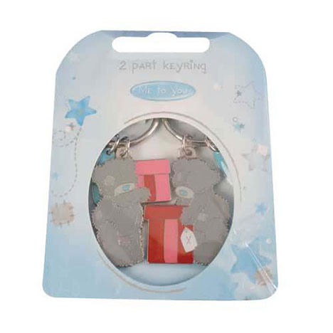 Me to You Bear Present 2 Part Keyring   £4.50