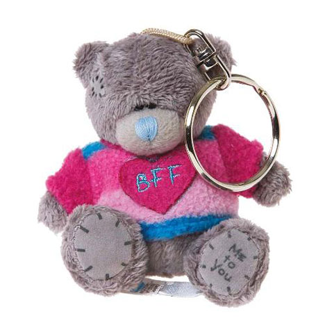 "3"" Me to You Bear BFF Jumper Keyring  £4.99"