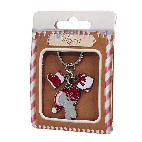 Me to You Bear Enamel Christmas Keyring  £5.00