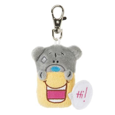 Hi! Smiley Face Me to You Bear Plush Keyring  £2.99