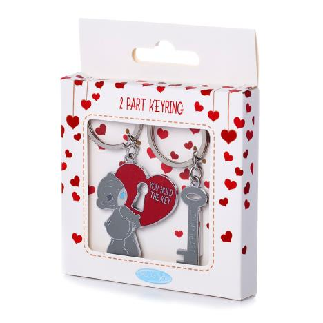 Lock & Key 2 Part Me to You Bear Key Ring  £5.99
