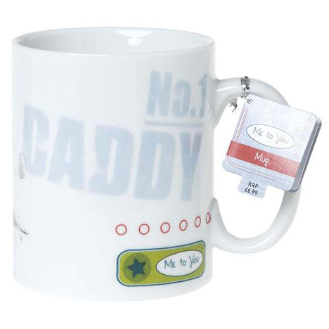 No 1 Daddy Me to You Bear Mug  £6.99