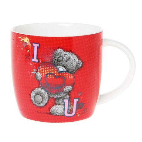 I Love You Me to You Bear Barrel Mug   £5.00