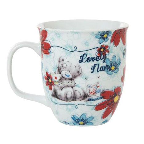 Lovely Nan Me to You Bear Mug  £6.00