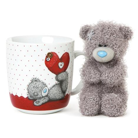 Me to You Bear Love Hearts Mug & Plush Gift Set  £12.00