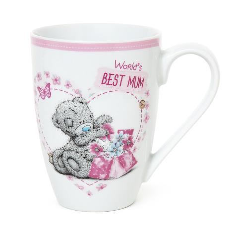Worlds Best Mum Me to You Bear Boxed Mug  £5.99