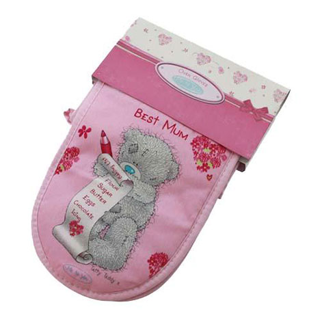 Best Mum Me to You Bear Oven Gloves   £6.99