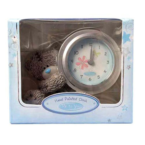 Me to You Bear Clock   £14.99