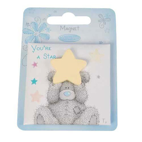 You're a Star Me to You Bear Magnet   £2.99