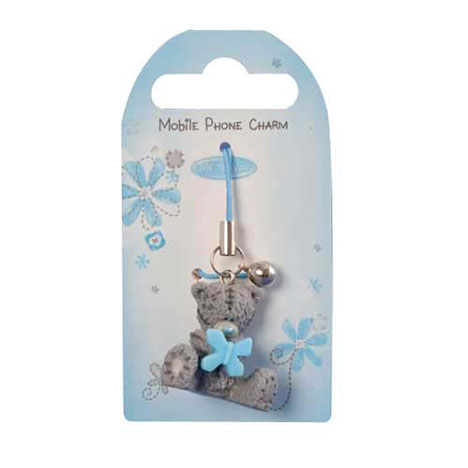 Me to You Bear Butterfly PVC Mobile Phone Charm   £1.99
