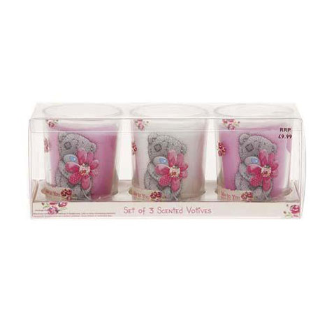 3 Scented Me to You Bear Candles  £9.99