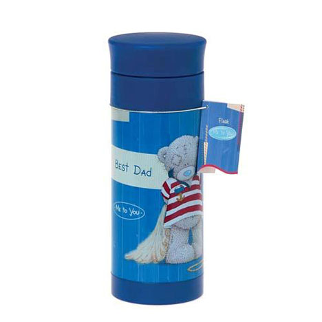 Best Dad Me to You Bear Flask  £7.99