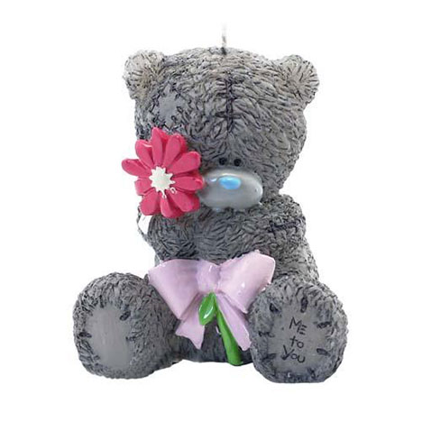 Me to You Bear Shaped Candle  £8.99