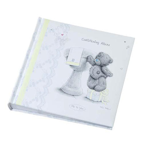 Me to You Bear Christening Photo Album   £11.99