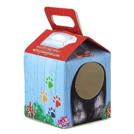 Tatty Puppy Me to You Bear Carry Case   £0.99