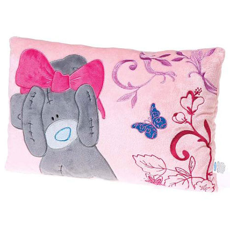 Tatty Teddy with Bow & Butterflies Me to You Bear Cushion   £14.99