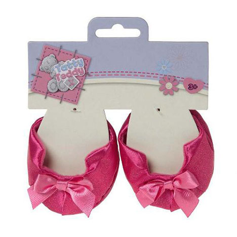 Tatty Teddy Me to You Bear Party Shoes  £4.99