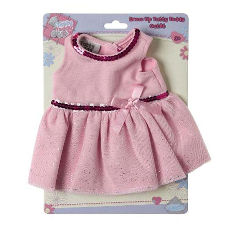 Tatty Teddy Me to You Bear Pink Party Dress   £9.99
