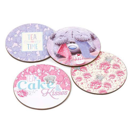 4 Round Me to You Bear Coasters  £5.00