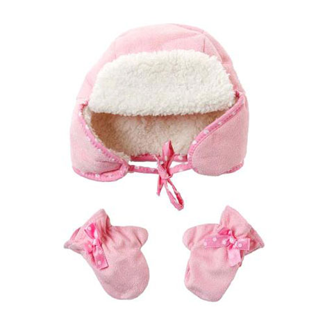 Tatty Teddy Dress Up Me to You Hat And Mittens  £6.00