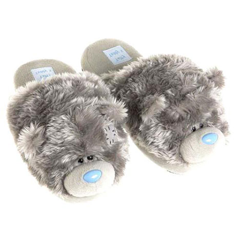 Me to You Bear Slippers Size 3/4  £15.00